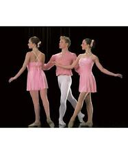 Lyrical Dance Costume Ballet Pink Artstone leotard based dress Inspiration