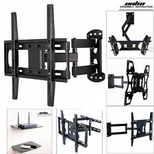 "Full LCD LED Plasma Tilt TV Wall Mount ""22-70"" Flat Panel Bracket Flat Screen US"