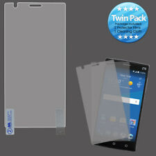 Screen Protector Clear Anti-Glare LCD Film 2-Pack Guard Cover for Cell Phones