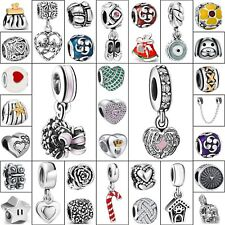 Handmade Woman European Bead New Charms For 925 Silver Sterling Bracelets Chain