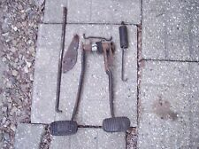 1957 57 Chevy Bel Air 150 210 Nomad Del Ray clutch brake pedals
