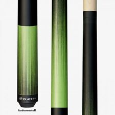 C705 LIME PLAYERS Two Piece Pool Billiard Table Cue Stick & FREE 1x1 Soft Case