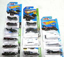 Lot of 13 NEW Hot Wheels Batman Batmobile Copter Die Cast Cars HW Imagination