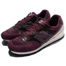 New Balance WR996NOD D Red Grey Women Running Shoes Sneakers Trainers WR996NODD
