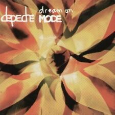 DEPECHE MODE Dream On CD UK Mute 2001 3 Track Single Version Card Sleeve With