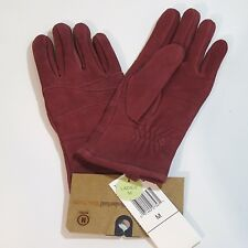 Women's Ladies Timberland Rugged Edge Gloves Leather size UK M Medium / L Large