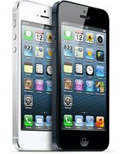 Apple iPhone 5 -16GB 32G *(T-Mobile)* Smartphone Black, White Cell Phone*