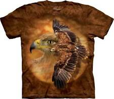 TAWNY EAGLE ADULT T-SHIRT THE MOUNTAIN
