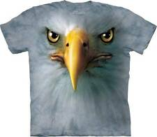 EAGLE FACE ADULT T-SHIRT THE MOUNTAIN