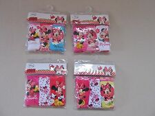 Minnie Mouse Girls Pack of 3 Knickers