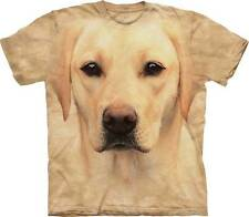 YELLOW LAB PORTRAIT ADULT T-SHIRT THE MOUNTAIN