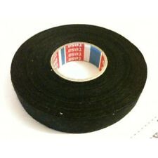 NEW WIRING LOOM HARNESS CLOTH FABRIC INSTALL SCAPA TAPE 9MM 0R 19MM X 25 METRES