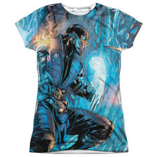 Mortal Kombat - Kombat Comic Officially Licensed Sublimation Junior T Shirt