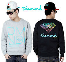 Unisex LA diamond supply co. Hip-Hop RAP Crewneck Inspired hoodie Sweatshirt