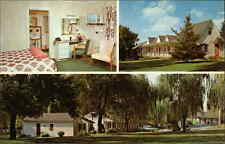 Jim E. Hess Lancaster PA The Willows Motel Lancaster County Pennsylvania Chrome