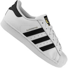 adidas Originals Superstar Trainers Leather shoes Shoes Trainers C77154 White