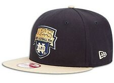 Notre Dame Fighting Irish 125 Years Football snapback 9Fifty hat New Era new