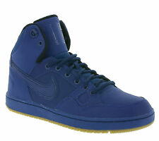 NEW NIKE Son of Force Mid Winter Shoes Men's Sneakers Trainers Blue 807242 400