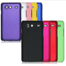 For Samsung Galaxy S Advance i9070 Snap On Rubberized Matte Hard case cover