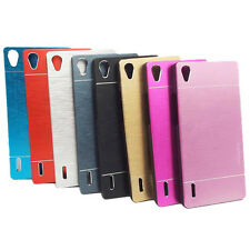 For Huawei Ascend P7 Aluminum Metal Brushed hard case cover