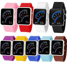 Women Mens Casual LED Military Sports WATCH Style Digital Date Alloy Wrist Watch