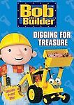 Bob the Builder - Digging for Treasure (DVD, 2006)
