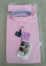 NWT SIGMA Elegance $39 Girls Long Sleeve Cotton Blend Horse Show Shirt Pink 6 8