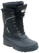 HJC Extreme Snowmobile Boots Black