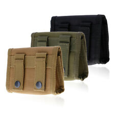 Tactical Nylon Shotgun Ammo Reload Holder Pouch Holster Bag For 12 Gauge/20G