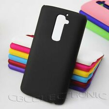 New Snap On Rubberized Matte Hard Case cover For LG G2 D800 D801 LS980
