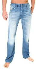 Diesel Larkee-Relaxed 8MX Jeans 008MX Straight Leg Comfort Fit