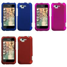 For HTC Rhyme / Bliss Snap-On Hard Case Phone Skin Cover Accessory