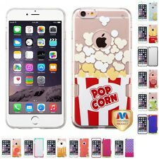 For Apple iPhone 6/6S Plus [5.5] TPU Hard Case Skin Phone Cover