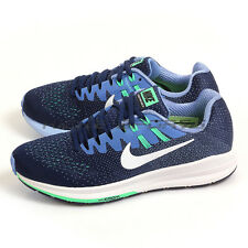 Nike Wmns Air Zoom Structure 20 Binary Blue/White-Polar 849577-401 Running shoes
