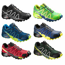 Salomon Speedcross 4 GTX GoreTex Men's Outdoor Shoes Running waterproof NEW