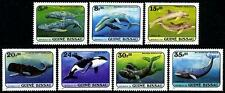 GUINEA BISSAU Sc.# 597-603 MINT NH Whales Stamp Set