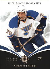 2010-11 (BLUES) Ultimate Collection #97 Ryan Reaves Rookie Hockey Card /399