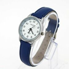 New Fashion Student Girl Boy Kids Learn To Time Teacher Quartz Wristwatch U13