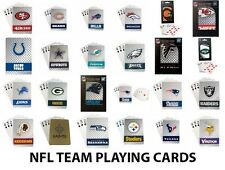 NFL Team Logo Playing Cards
