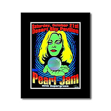 PEARL JAM - Matted Lindsey Kuhn Mini Poster - 21x28.5cm