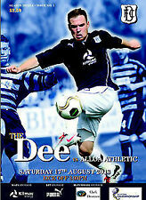 Dundee FC Home Programmes 2013-2014 Brand New