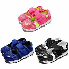 Nike Little Rift BR Breeze TD Toddler Girls Kids Shoes Sneakers Pick 1