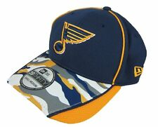 New Era NHL Hockey 39Thirty St. Louis Blues Hat Fitted NWT
