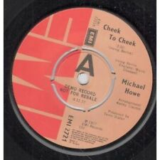 "MICHAEL HOWE Cheek To Cheek 7"" VINYL UK Emi 1977 Demo B/w Puttin' On The Ritz"