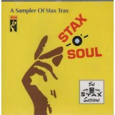 STAX SOUL Sampler Of Stax Trax CD German Stax 1993 23 Track Complication Of