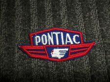 Vintage Pontiac Indian Head Patch - 4 3/8 inches x 2 inches