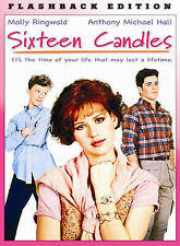 SIXTEEN CANDLES (DVD, 2008, Flashback Edition) New / Sealed / Free Shipping