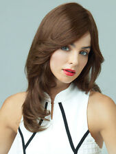 SIN CITY WIGS! LILY 100% HUMAN HAIR WIG BY REVLON LONG SILKY MONOFILAMENT TOP