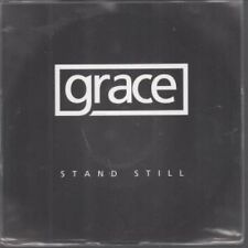 """GRACE (INDIE) Stand Still 7"""" VINYL European Emi 2006 Limited Edition One Sided"""