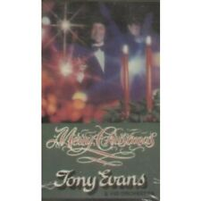 TONY EVANS AND HIS ORCHESTRA Merry Christmas CASSETTE UK Tema 1984 12 Track